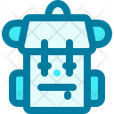 Backpack Travel Bag Icon