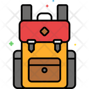 Mbackpack Backpack Camping Bag Icon