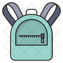 Backpack Travel Tour Icon