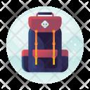 Backpack Backpacker Bag Icon