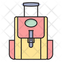 Backpack Luggage Carry Icon