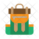 Back Pack Backpack Icon