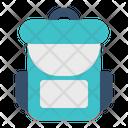 Backpack Rucksack Bag Icon