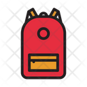 Backpack Bag Briefcase Icon