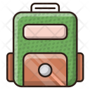 Case Study Backpack Icon