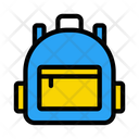 Bag Backpack Carry Icon