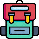 Backpack Back Pack Icon
