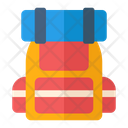 Backpack Bag Camping Bag Icon