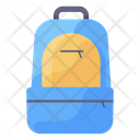 Backpack Travel Backpack Luggage Bag Icon