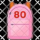 Backpack Sackpack Bag Icon