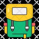 Backpack Travel Bag Luggage Icon