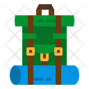 Backpack Travel Bag Travel Icon