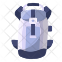 Backpack Snow Winter Icon
