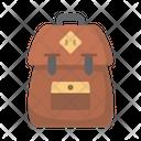 Bag School Bag College Bag Icon