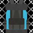 Backpacker Bag Luggage Icon
