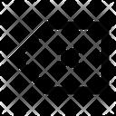 Ui Backspace Clear Icon