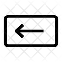 Backspace Arrow Remove Icon