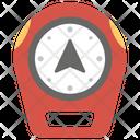 Backtrack Navigation Direction Icon