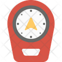 Backtrack Direction Gps Icon
