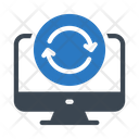 Backup Reload Sync Icon