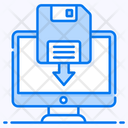 Backup Assistance Storage Icon