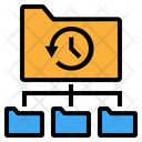 Backup Data Folder Icon