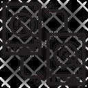 Backup Network Database Icon