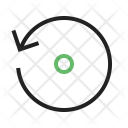 Backup Reload Restart Icon