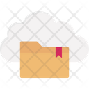 Backup Folder Bookmark Directory Cloud Migration Icon