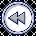Backward Button Back Icon