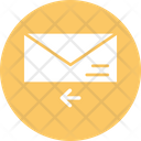Backward Letter Icon