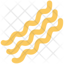 Bacon Vermicelli Noodles Icon