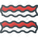Bacon Grill Food Icon