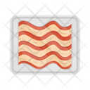 Food Meal Bacon Icon