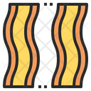 Bacon Protien Food Icon