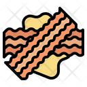 Bacon Food Meal Icon