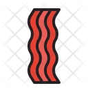 Bacon Food Meat Icon