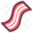 Bacon Beef Breakfast Icon