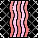 Bacon Pork Meat Icon
