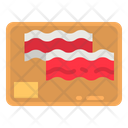 Bacon Meat Food Icon