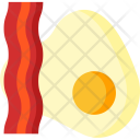 Bacon Cooking Cook Icon