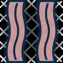 Bacon Food Icon