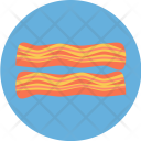 Bacon Meat Cure Icon
