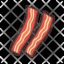 Food Bacon Grill Icon
