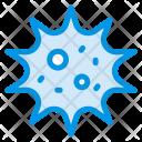 Bacteria Germs Amoeba Icon