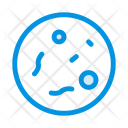 Bacteria Germs Virus Icon