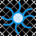 Bacteria Virus Germ Icon