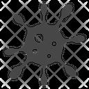 Bacteria Bacterium Disease Icon