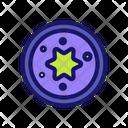Bacteria Microbe Microorganizm Icon