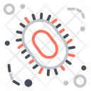 Bacteria Flu Germs Icon